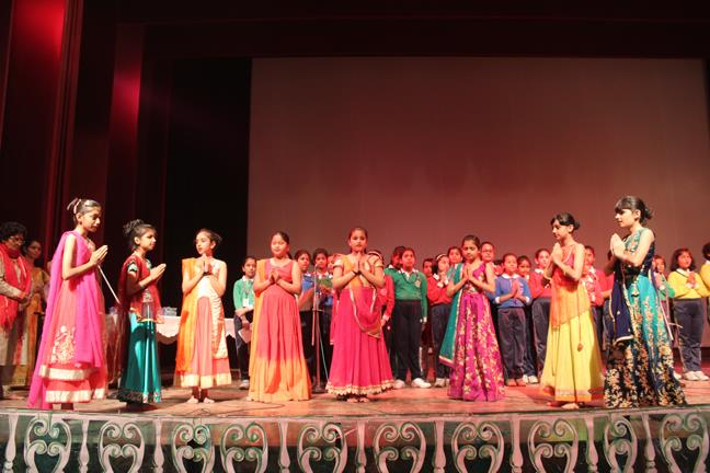 SPECIAL ASSEMBLY DIWALI (JUNIOR)